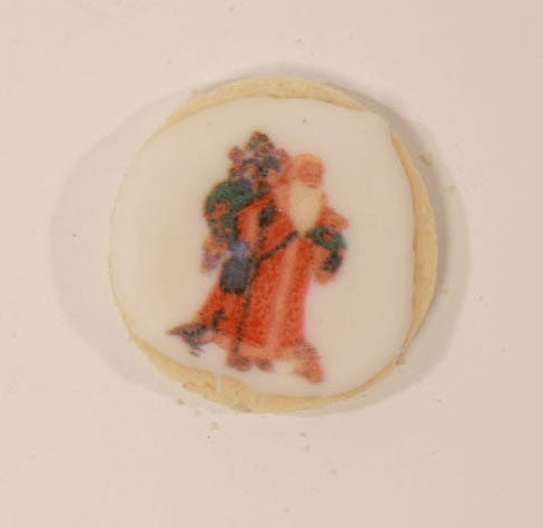 2 Inch Scan Sugar Cookies