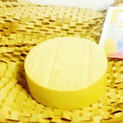 Whipped Shea Butter Moisturizing Bath Soap