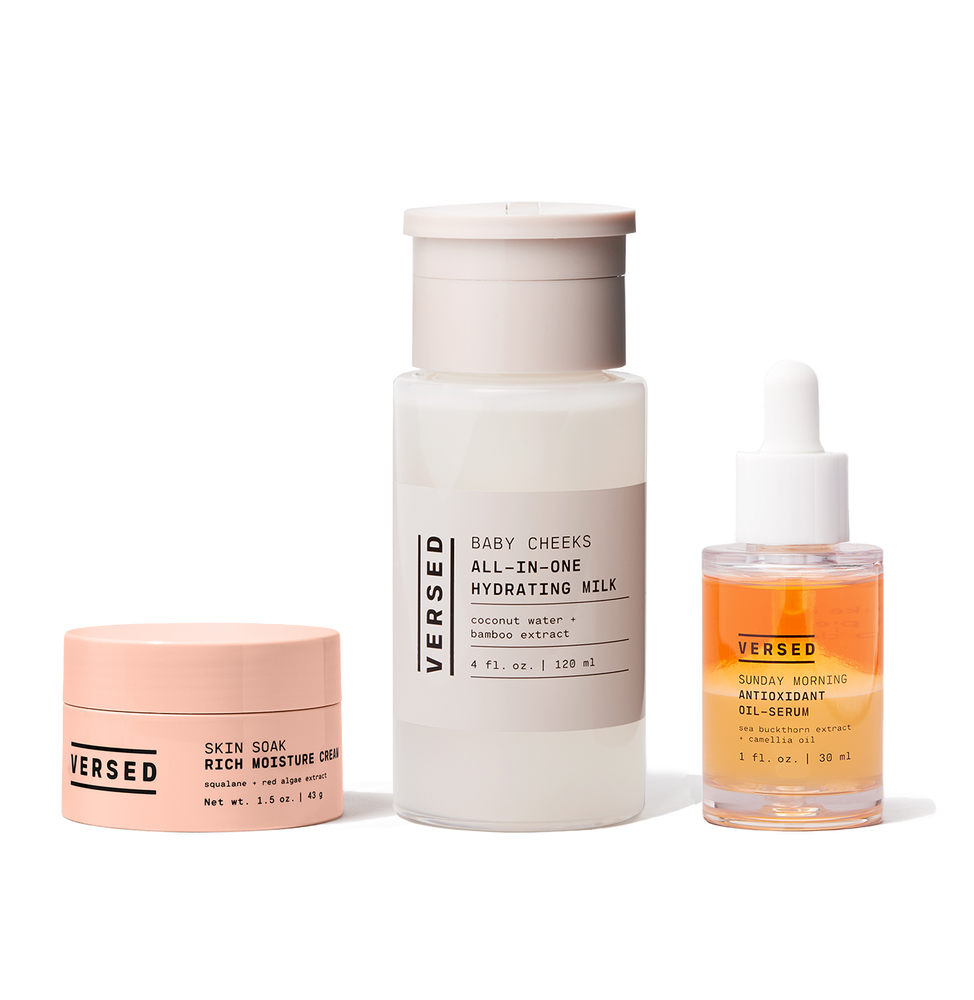 Your Youthful, Super Hydrated Skin Regimen Basic