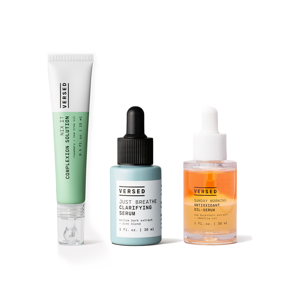 Your Clear, Hydrated Skin Regimen Basic
