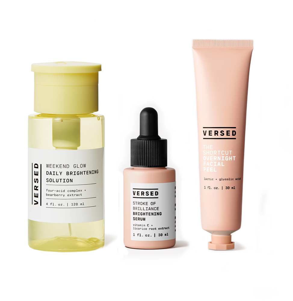 Your Youthful, Extra Glowy Skin Regimen Basic