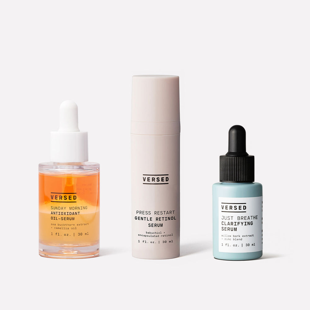 Serums + Treatments