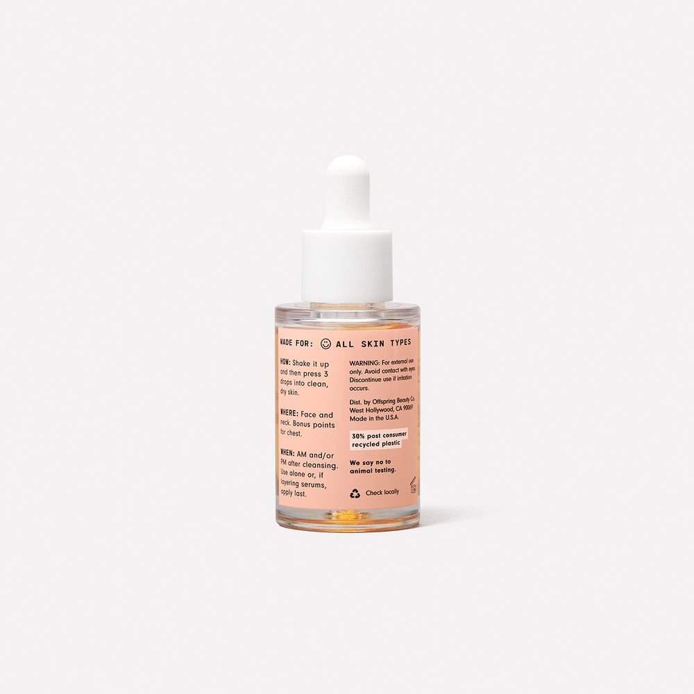 Versed | Sunday Morning Antioxidant Oil-Serum