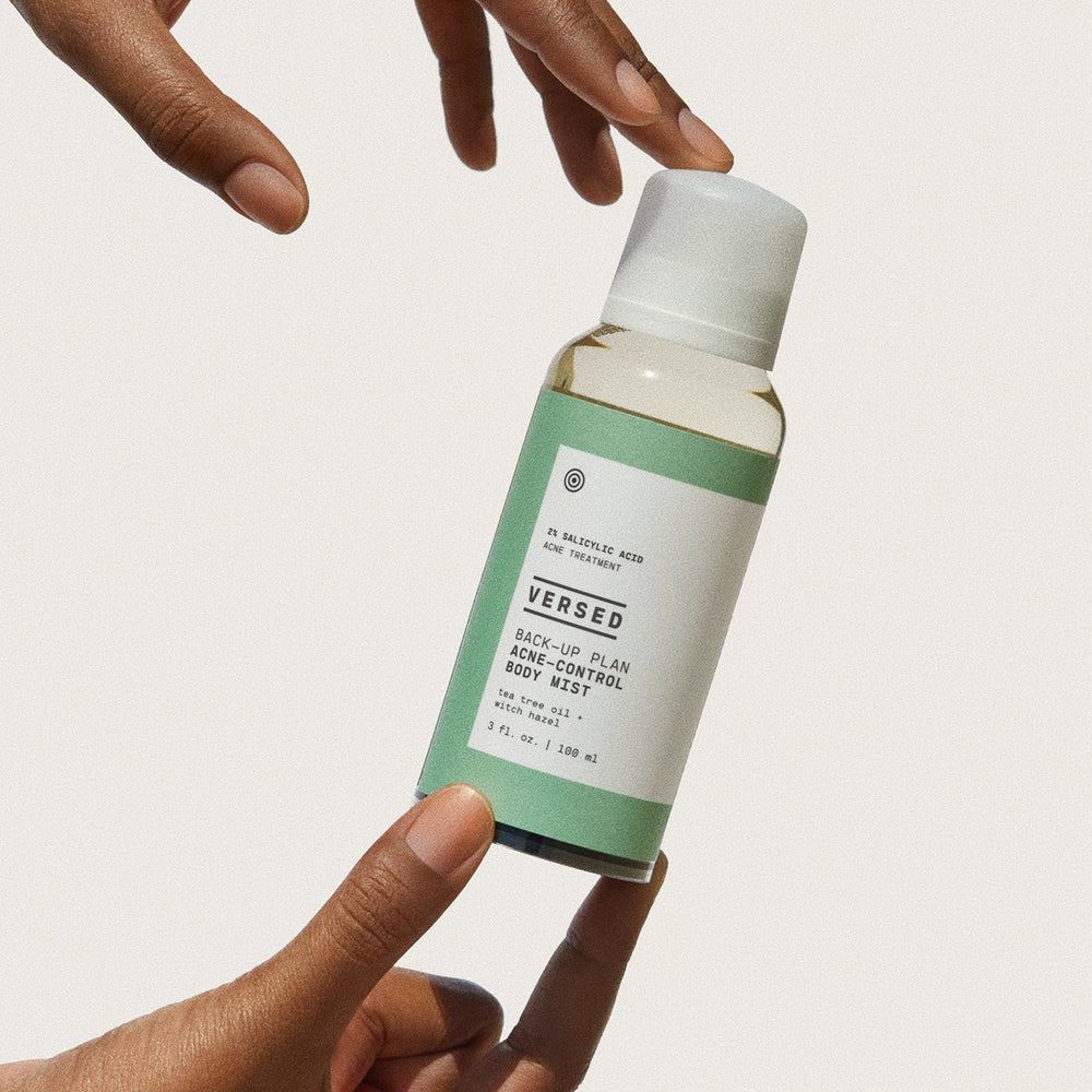 Versed | Back-Up Plan Acne-Control Body Mist