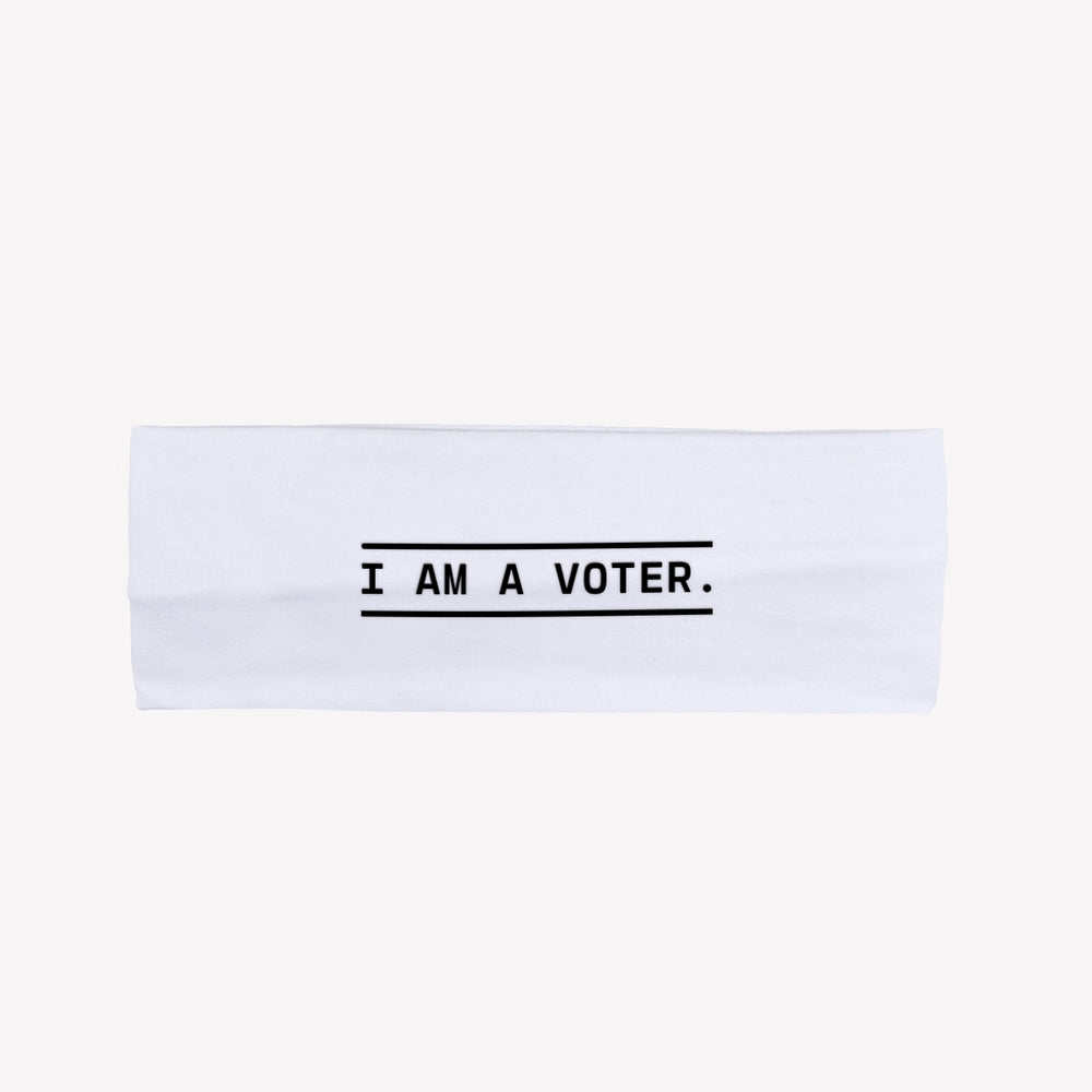 Versed x I am a voter.
