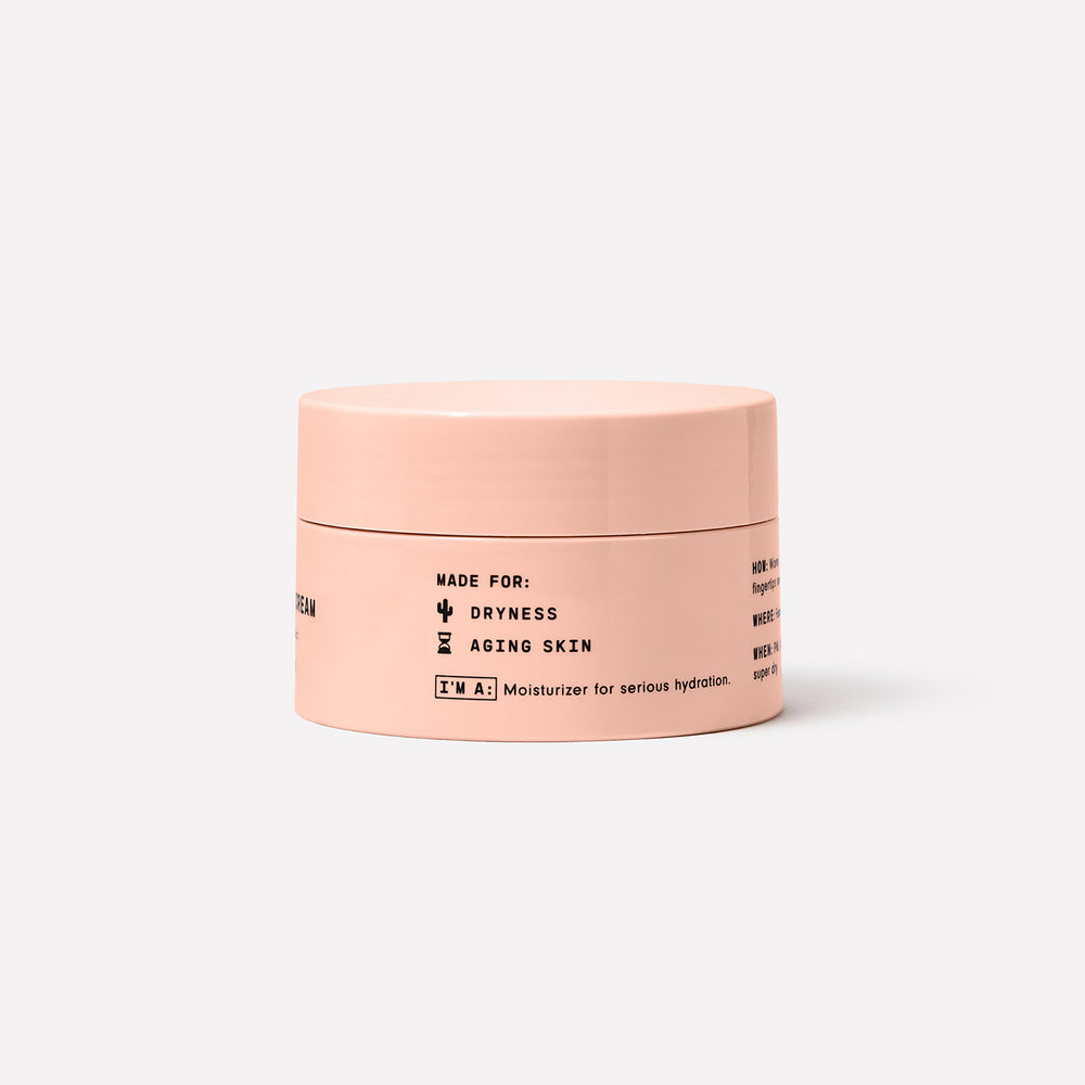 Versed | Skin Soak Rich Moisture Cream