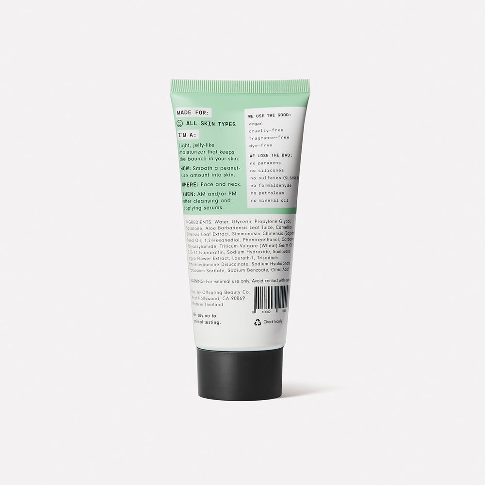 Versed | Dew Point Moisturizing Gel Cream