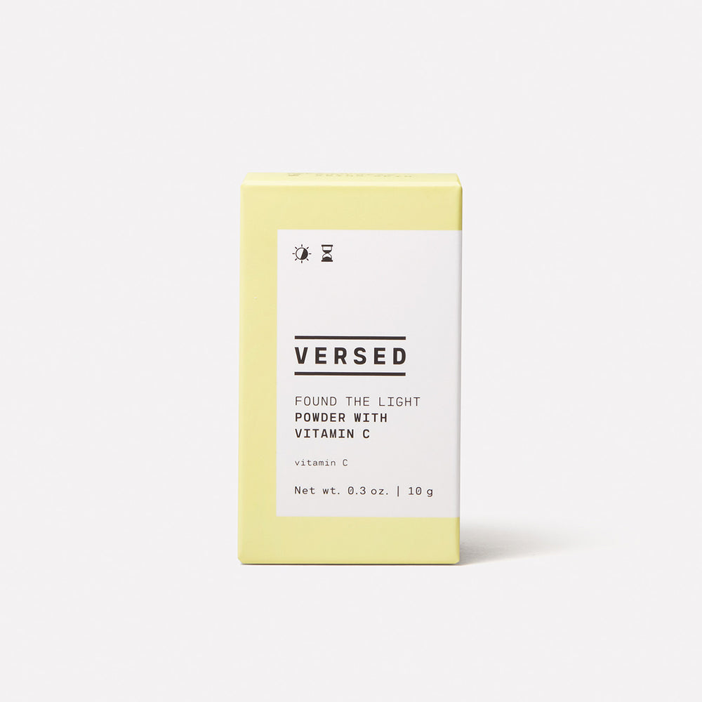 Versed | Found the Light Vitamin C Powder