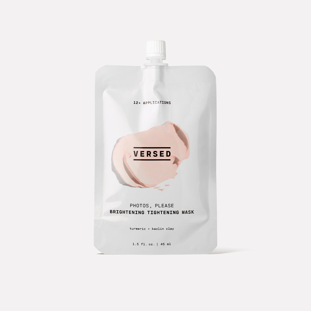 Versed | Photos, Please Brightening Mask