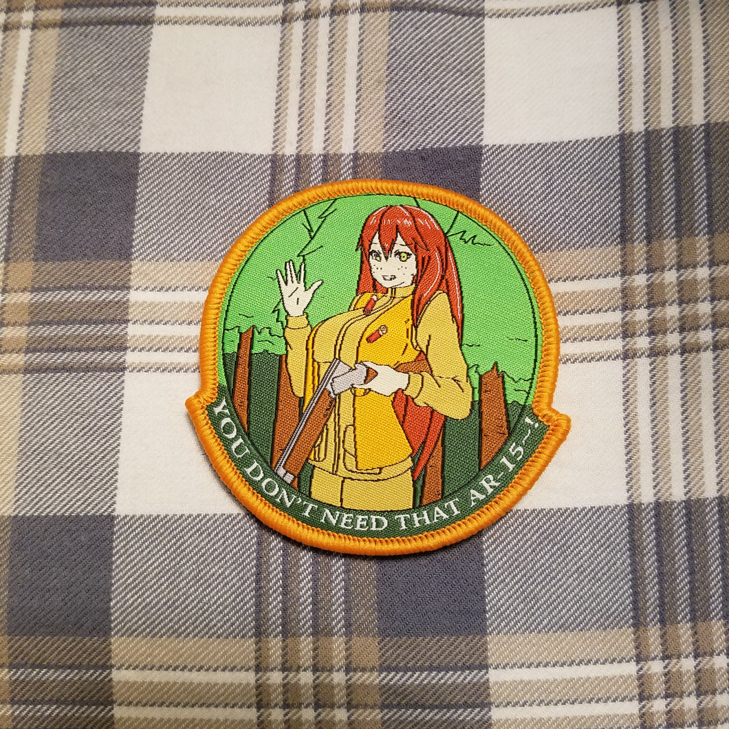 Fudd Waifu Patch