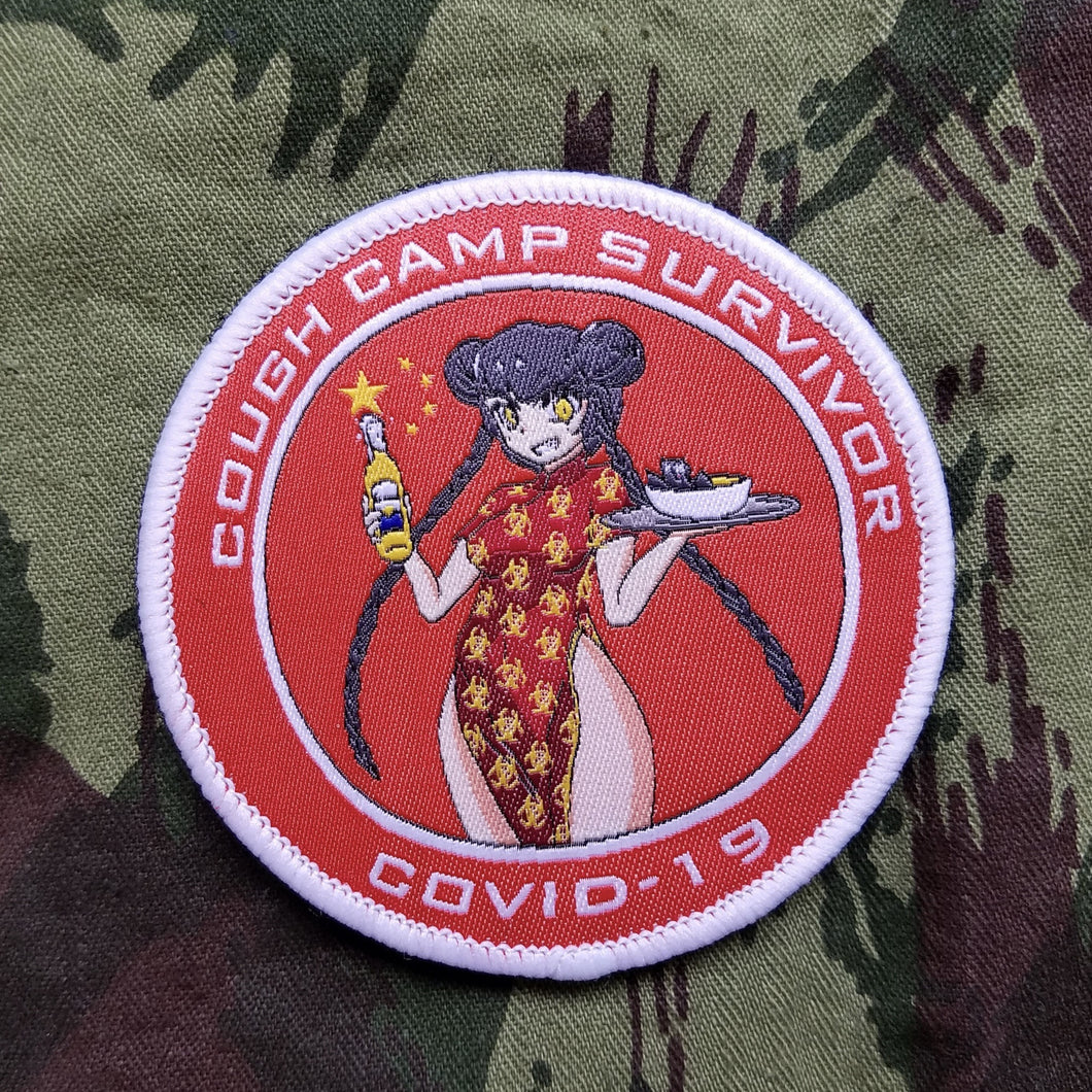 Corona-Chan Patch