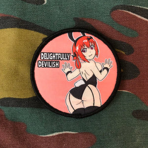 Sexy Satania Patch