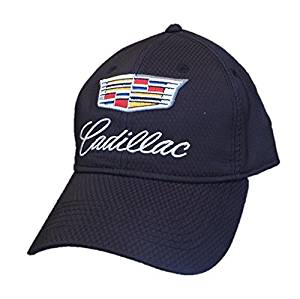 CWW-016AP-BLACK ADJUSTABLE CADILLAC HAT