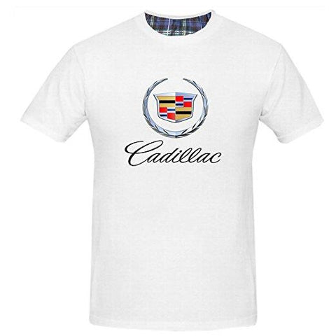 CWW-027AP-MEN'S CADILLAC GENERAL MOTORS T-SHIRT