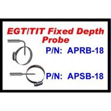 EGT/TIT FIXED DEPTH PROBE-STRAIGHT CWW-CPT012
