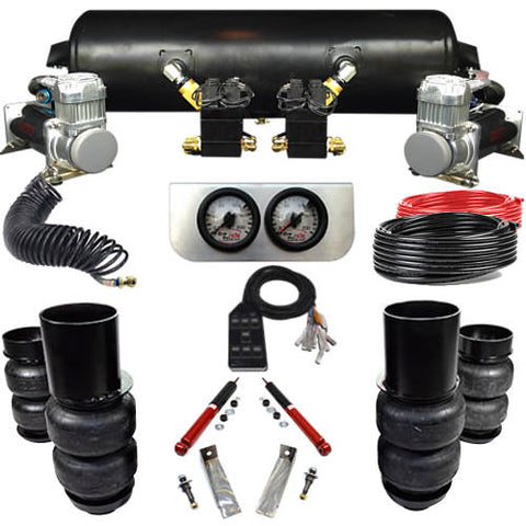 1961-1962 CADILLAC ELITE EZ AIR RIDE SUSPENSION KIT AR009