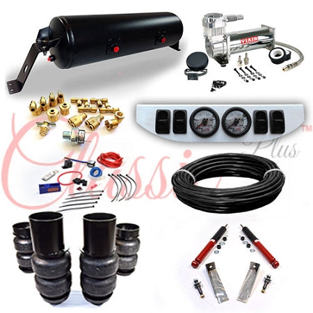 1963-1964 CADILLAC CLASSIC+ EZ AIR RIDE SUSPENSION KIT AR012