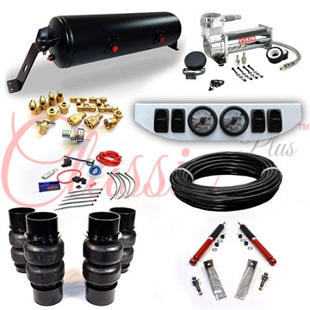 1977-1996 CADILLAC RWD CLASSIC+ EZ AIR RIDE SUSPENSION KIT AR021
