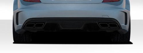 CWW-BDKT0041-UNIVERSAL DURAFLEX BLACK SERIES LOOK EXHAUST TRIM COVERS-2 PIECE