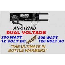 DUAL VOLTAGE NITROUS BOTTLE WARMER CWW-CPT082