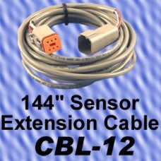 "CWW-CPT152- 144"" SENSOR EXTENSION CABLE"