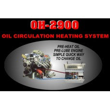CWW-CPT188- OIL CIRCULATION HEATING SYSTEM