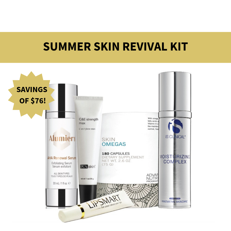 Summer Skin Revival Kit