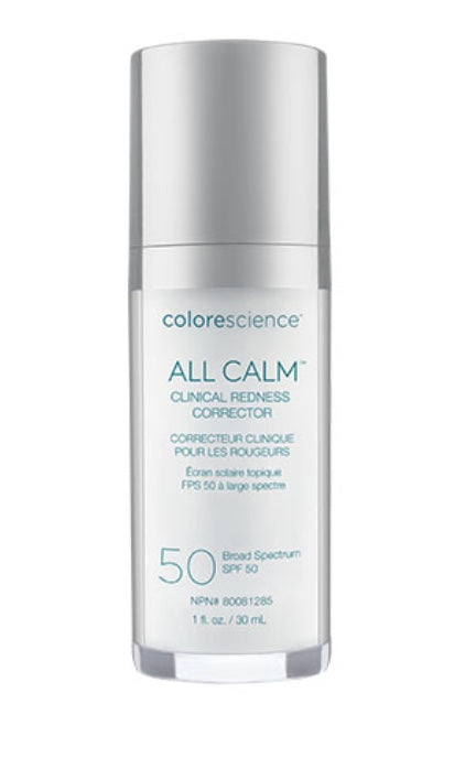 ALL CALM Clinical redness corrector SPF 50