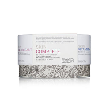 SKIN COMPLETE (120 CAPS) - SkinGlow Shop -  Skin Care Vancouver, Skin Care Canada