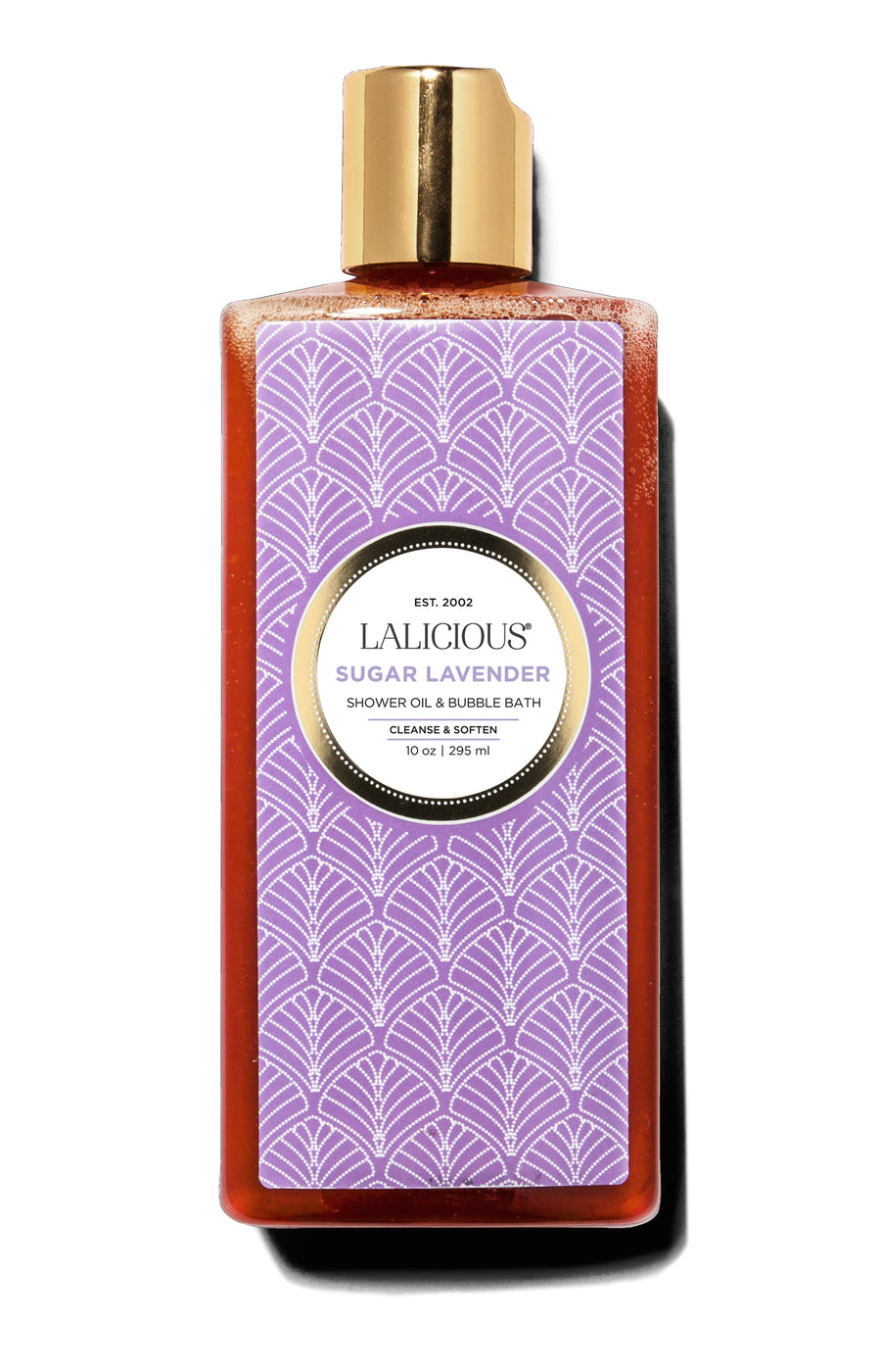 SUGAR LAVENDER SHOWER OIL AND BUBBLE BATH - SkinGlow Shop -  Skin Care Vancouver, Skin Care Canada