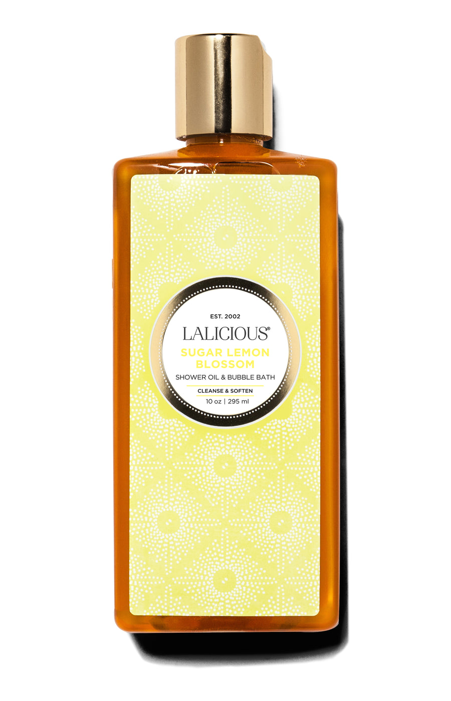 SUGAR LEMON BLOSSOM SHOWER OIL AND BUBBLE BATH - SkinGlow Shop -  Skin Care Vancouver, Skin Care Canada