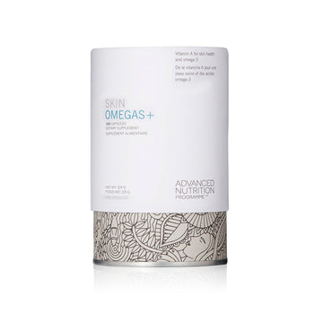 SKIN OMEGAS+ (180 CAPS) - SkinGlow Shop -  Skin Care Vancouver, Skin Care Canada