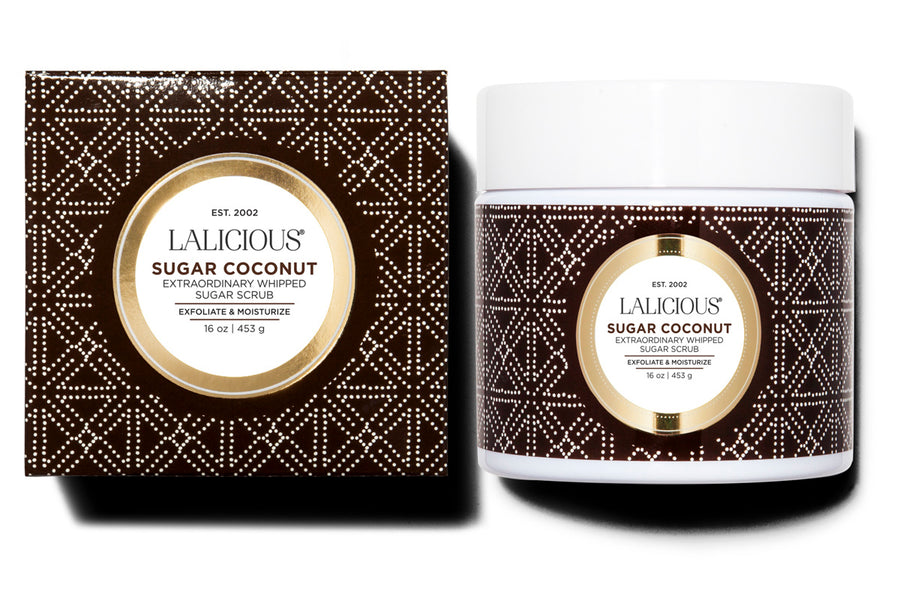 SUGAR COCONUT WHIPPED SUGAR SCRUB - SkinGlow Shop -  Skin Care Vancouver, Skin Care Canada