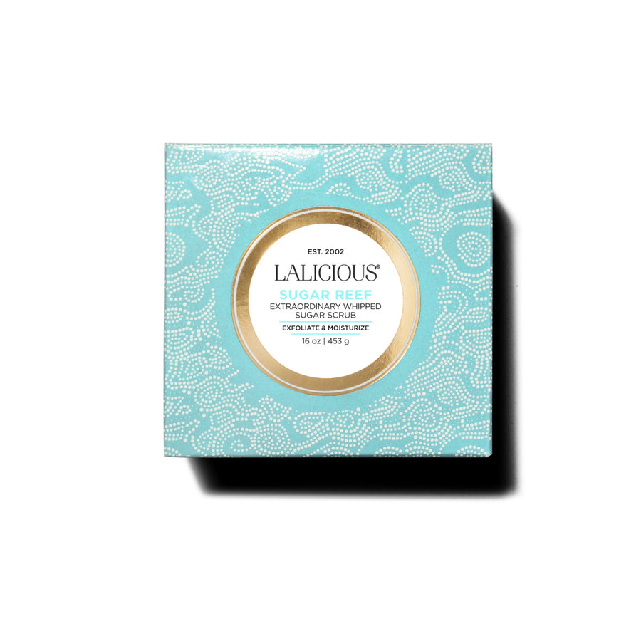 SUGAR REEF WHIPPED SUGAR SCRUB - SkinGlow Shop -  Skin Care Vancouver, Skin Care Canada