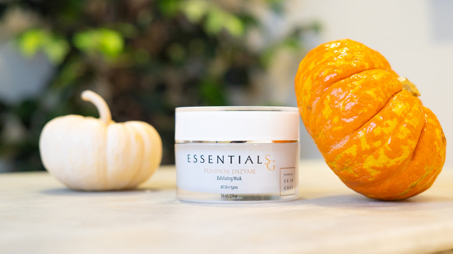 Pumpkin Enzyme Exfoliating Mask