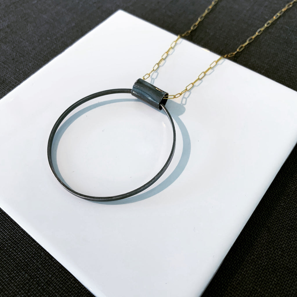 MINIMA - ARO - necklace