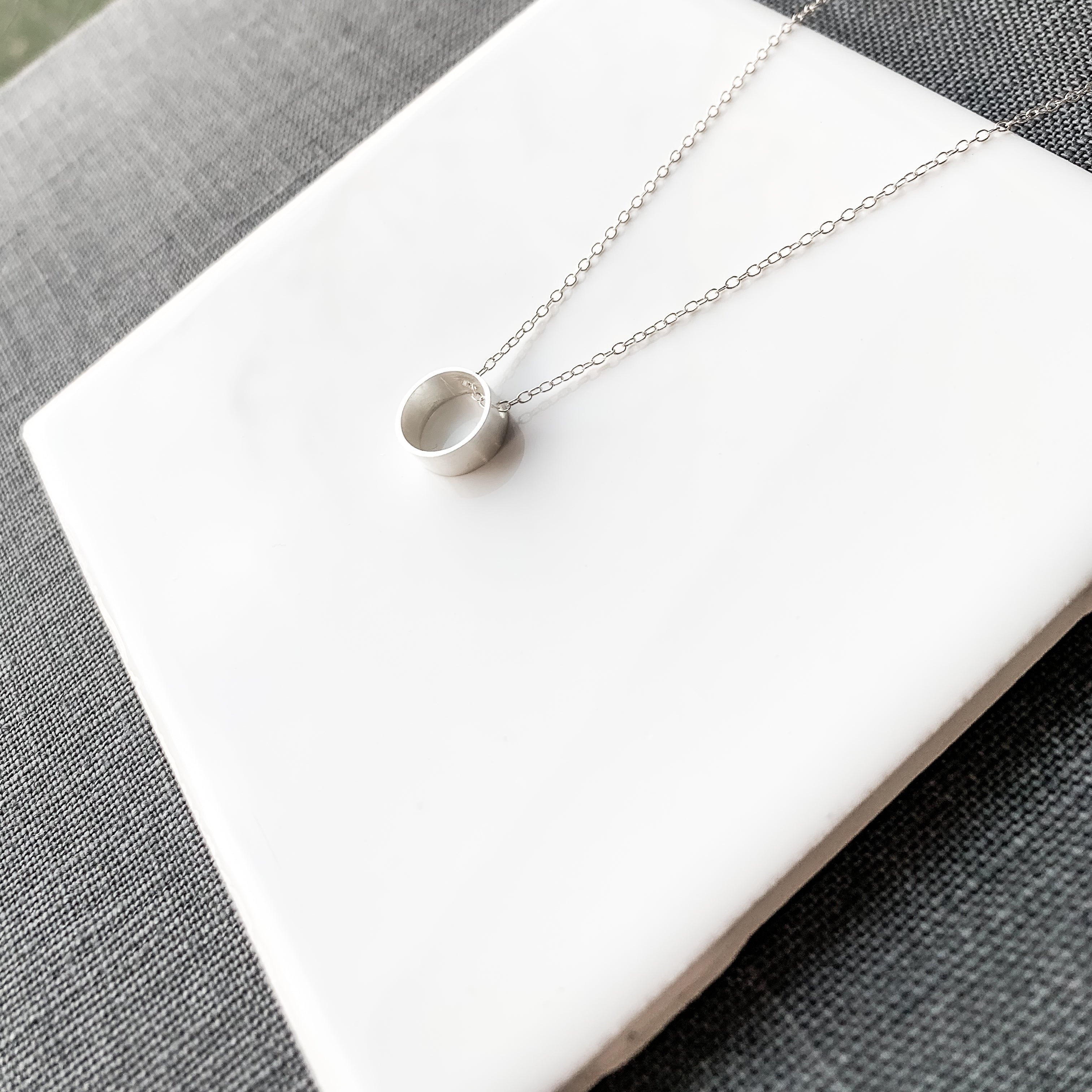 MINIMA - BOLA small - necklace (more options available)