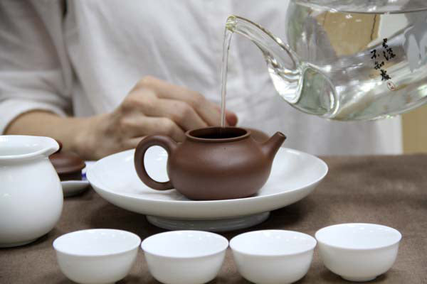 現代泡茶法  The Modern Method for Brewing Tea