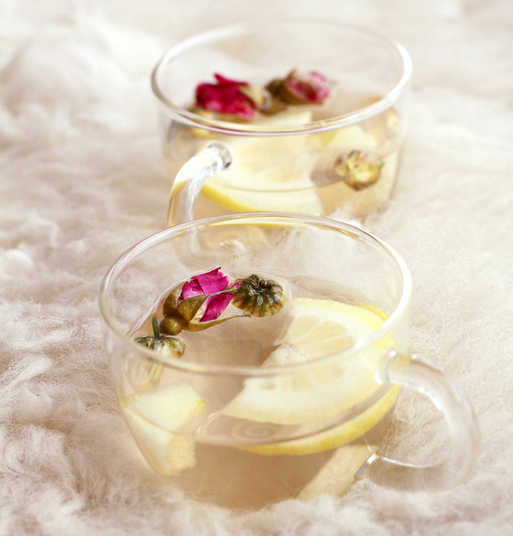 玫瑰菊花果茶  Rose Chrysanthemum Fruits Tea