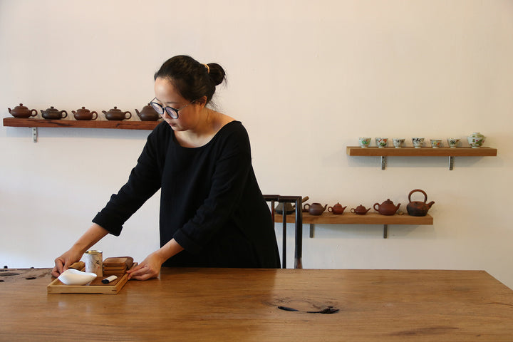 泡茶師進場與退場的必要  The Importance for a Tea Brewing Master to make an Entrance and an Exit
