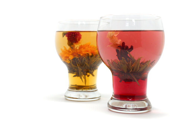 享受一杯會開花的茶 The Way to a Perfect Glass of 'Blossoming'Tea