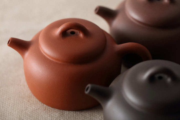 紫砂壺之美-泥與火的結合  Clay and Fire: The Beauty of Purple Clay Teapots