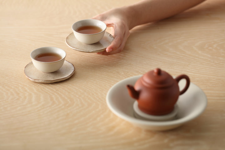 一點一滴的品味與品茗 For the Enjoyment of Tea and Living: Take Time, Don't Rush.