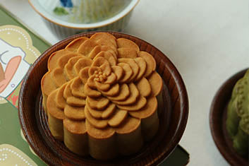 Tea Mooncake