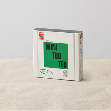 Mini Tuo Tea (Green Puer)