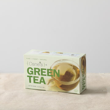 Cane's Green Tea (30 Teabags)