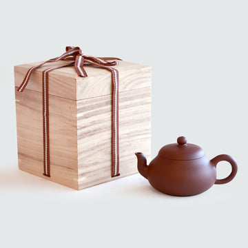 Purple Cane House Brand - Pin Zi Pear Shape Teapot (270ml)