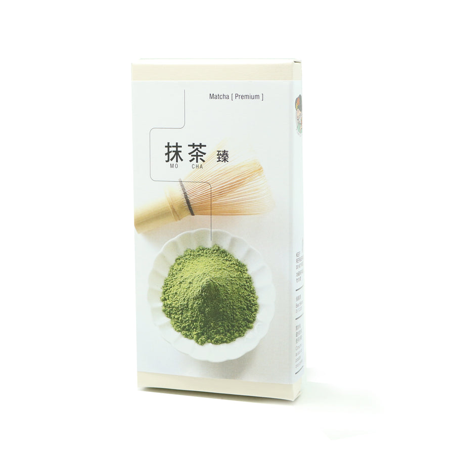Premium Matcha Powder Shiga Japan (40g)