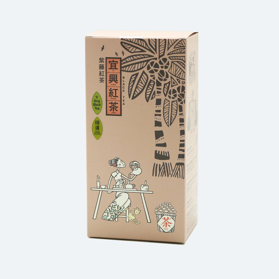 Special Selected Yi Xing Black Tea Yi Xing (100g)