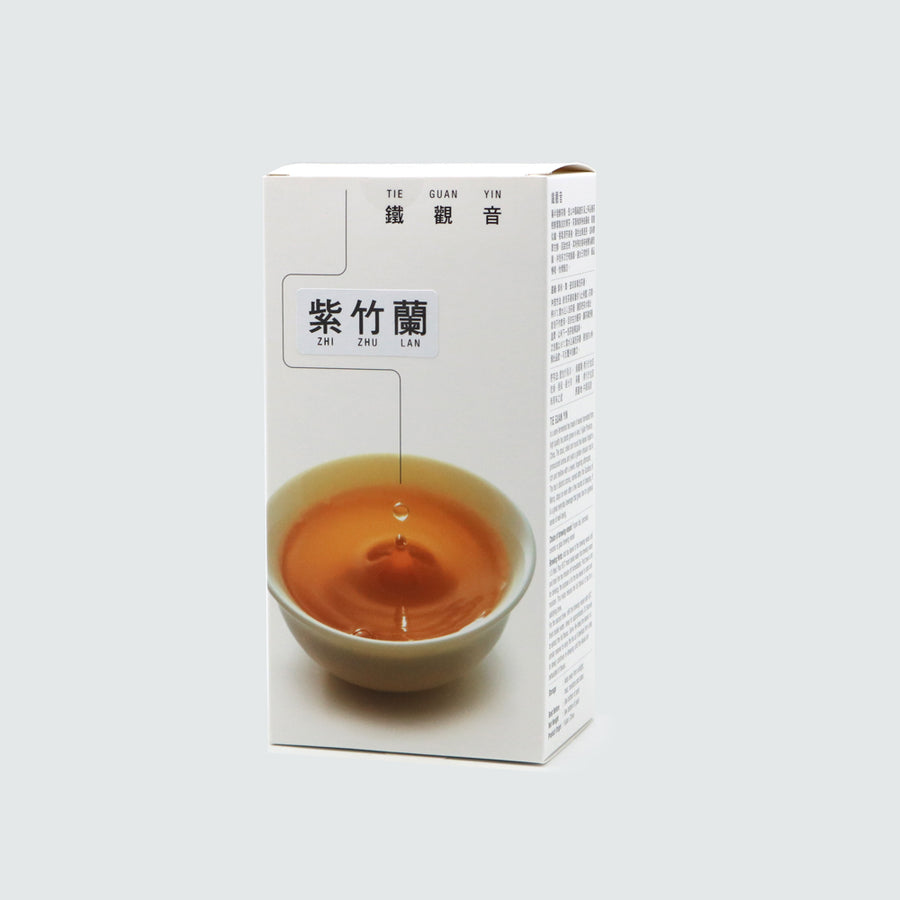 Special Selected Zi Zhu Lan Oolong Tea Fujian (100g)
